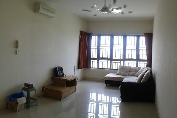For Rent Condominium at Savanna 1, Bukit Jalil Freehold Semi Furnished 4R/2B 2k