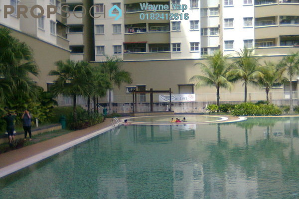 For Sale Condominium at Widuri Impian, Desa Petaling Leasehold Fully Furnished 3R/2B 378k