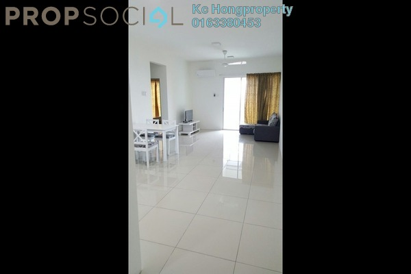 For Rent Serviced Residence at Silk Residence, Bandar Tun Hussein Onn Freehold Semi Furnished 3R/2B 1.5k