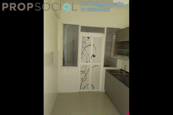 For Rent Serviced Residence at Saville, Melawati Freehold Semi Furnished 3R/2B 1.9k