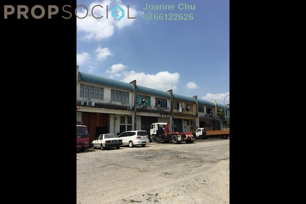 For Rent Factory at Taming Jaya Industrial Park, Balakong Freehold Semi Furnished 0R/0B 3.9千
