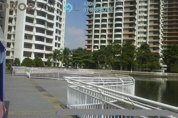 For Rent Condominium at The Boulevard, Subang Jaya Leasehold Fully Furnished 3R/3B 2.5k