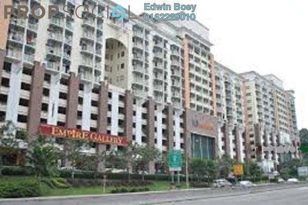 For Sale Condominium at 10 Semantan, Damansara Heights Leasehold Fully Furnished 1R/1B 378k