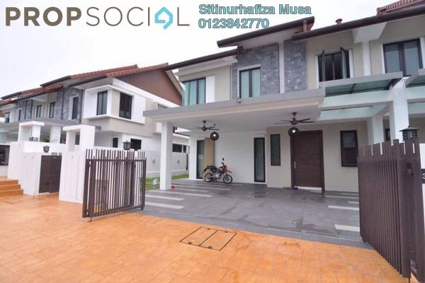 For Sale Semi-Detached at Ilmu, Alam Sari Freehold Fully Furnished 5R/4B 1.25m