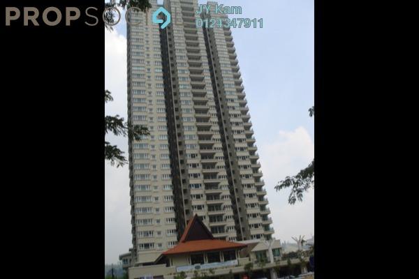 For Rent Condominium at Mont Kiara Aman, Mont Kiara Freehold Semi Furnished 3R/3B 4k