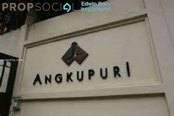 For Sale Condominium at Angkupuri, Mont Kiara Freehold Fully Furnished 3R/2B 930k