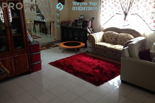 For Sale Terrace at Taman Kajang Perdana, Kajang Leasehold Fully Furnished 4R/3B 718k