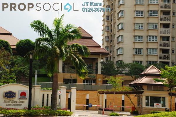 For Rent Condominium at Mont Kiara Aman, Mont Kiara Freehold Semi Furnished 3R/4B 5k