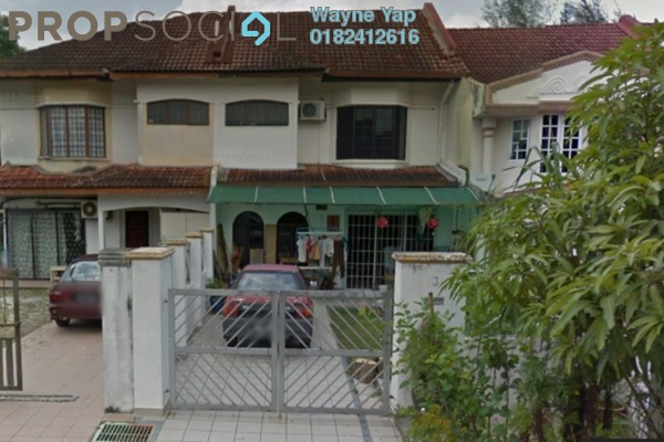 For Sale Terrace at Taman Kajang Utama, Kajang Freehold Semi Furnished 4R/3B 518k