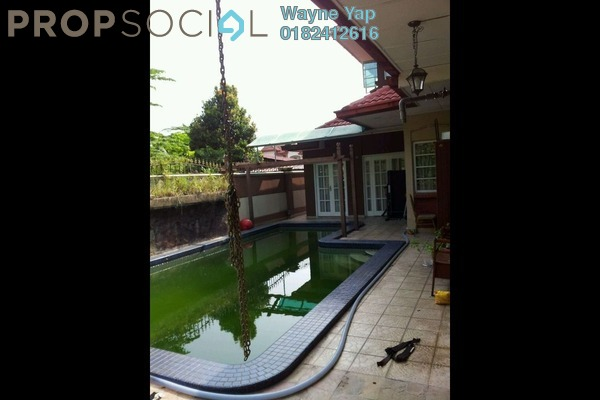 For Sale Bungalow at Suadamai, Bandar Tun Hussein Onn Freehold Fully Furnished 5R/4B 2.1m