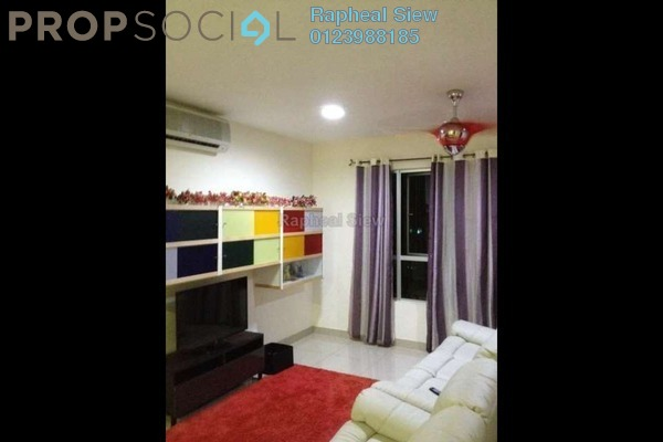 For Sale Condominium at Casa Tropicana, Tropicana Leasehold Semi Furnished 2R/3B 900k
