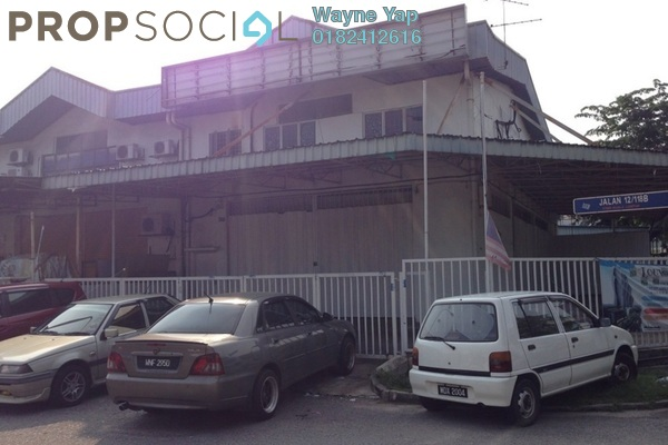 For Rent Factory at Desa Tun Razak, Bandar Tun Razak Leasehold Fully Furnished 0R/0B 8.8k