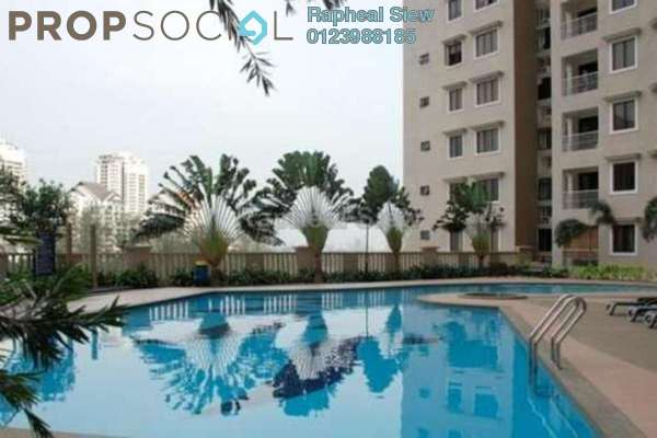 For Sale Condominium at Casa Tropicana, Tropicana Leasehold Semi Furnished 3R/3B 850k