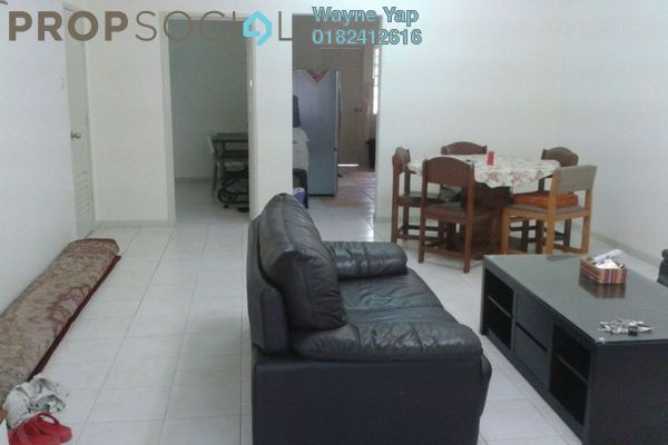 For Rent Terrace at Taman Ampang Utama, Ampang Leasehold Fully Furnished 4R/3B 2.85k