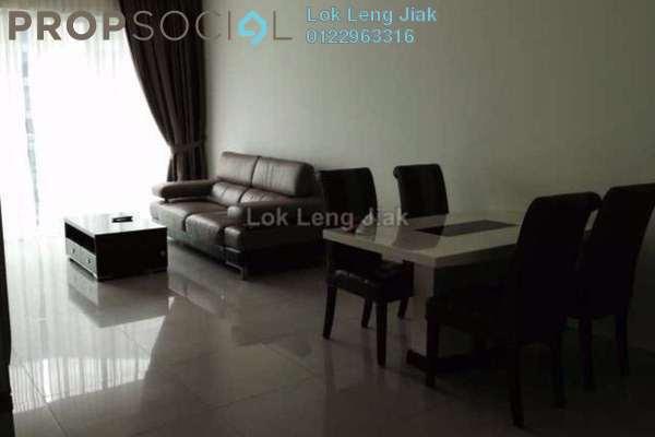 For Rent Serviced Residence at Solaris Dutamas, Dutamas Freehold Fully Furnished 1R/1B 3.2k