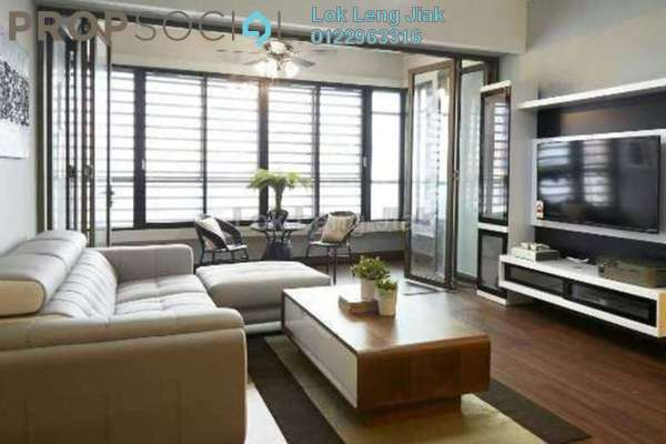 For Rent Serviced Residence at Solaris Dutamas, Dutamas Freehold Fully Furnished 3R/2B 4.5k