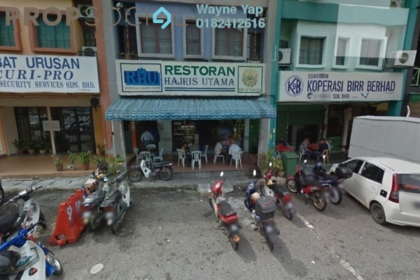 For Rent Shop at Pandan Perdana, Pandan Indah Leasehold Semi Furnished 0R/0B 2.9k