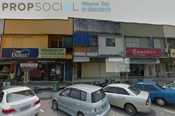 For Rent Shop at Taman Cheras, Cheras Leasehold Semi Furnished 0R/0B 4.75k