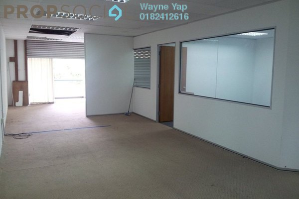 For Rent Office at Taman Maluri, Cheras Leasehold Semi Furnished 0R/0B 2.4k