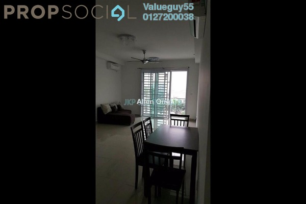 For Rent Serviced Residence at Austin Suites, Tebrau Freehold Fully Furnished 2R/2B 2.2k
