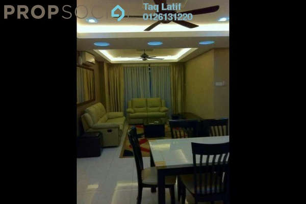 For Rent Condominium at Casa Tropicana, Tropicana Leasehold Fully Furnished 2R/3B 2.3k