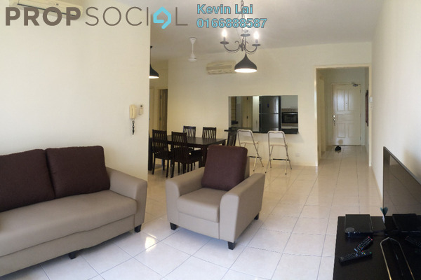 For Sale Condominium at Casa Kiara I, Mont Kiara Freehold Fully Furnished 3R/2B 850k