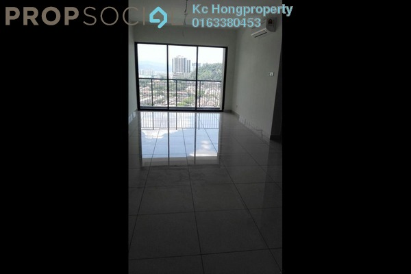 For Rent Condominium at Lido Residency, Bandar Sri Permaisuri Leasehold Semi Furnished 2R/3B 2.1k