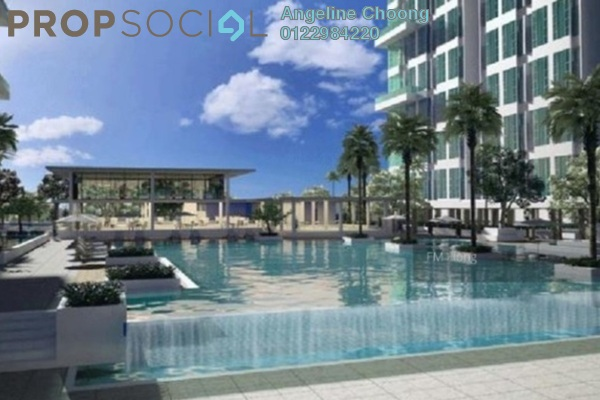For Sale SoHo/Studio at The Scott Soho, Old Klang Road Freehold Fully Furnished 1R/2B 450k