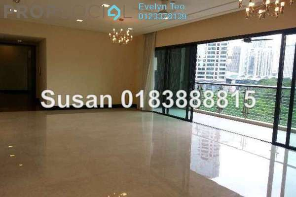 For Sale Condominium at The Binjai On The Park, KLCC Freehold Fully Furnished 4R/4B 5.57m