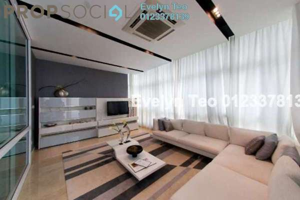 For Sale Condominium at Sunway Vivaldi, Mont Kiara Freehold Semi Furnished 4R/6B 2.5m