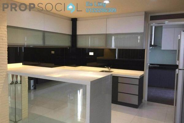 For Sale Duplex at The Plaza Condominium, TTDI Freehold Semi Furnished 5R/7B 2.6m