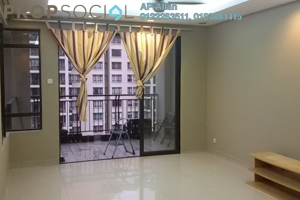 For Sale Condominium at Sri Putramas II, Dutamas Freehold Semi Furnished 3R/2B 600k