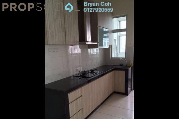 For Rent Serviced Residence at SuriaMas Suites, Johor Bahru Leasehold Semi Furnished 3R/2B 1.6k
