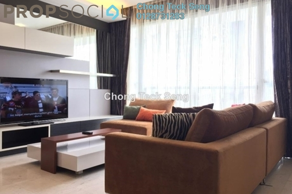 For Rent Serviced Residence at VERVE Suites, Mont Kiara Freehold Fully Furnished 2R/2B 4.7k
