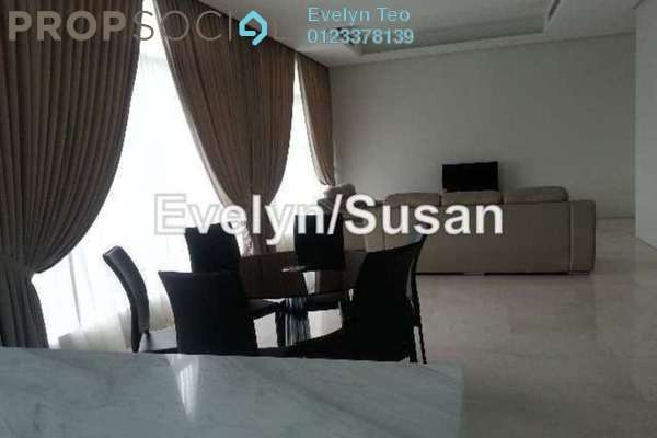 For Rent Condominium at Quadro Residences, KLCC Freehold Fully Furnished 3R/3B 9k