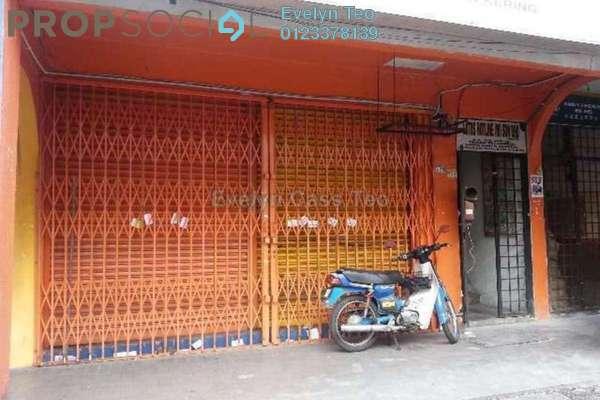 For Rent Shop at Taman Sri Rampai, Setapak Leasehold Unfurnished 0R/0B 3.5k