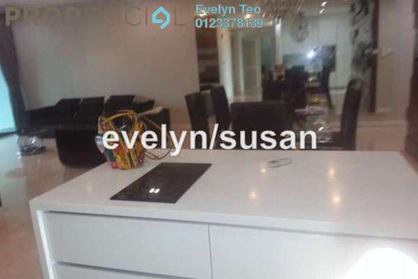 For Rent Serviced Residence at St Mary Residences, KLCC Freehold Fully Furnished 2R/3B 8.5k