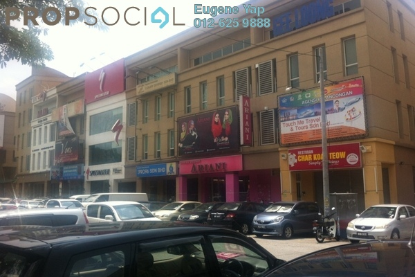 For Sale Shop at The Strand, Kota Damansara Leasehold Semi Furnished 0R/0B 3.28m