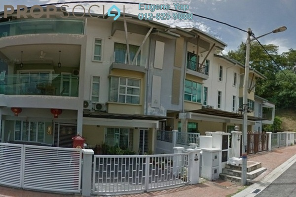 For Sale Terrace at SD7, Bandar Sri Damansara Freehold Semi Furnished 5R/4B 1.7m