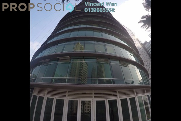 For Rent Serviced Residence at Vortex Suites & Residences, KLCC Freehold Semi Furnished 3R/2B 3.6k