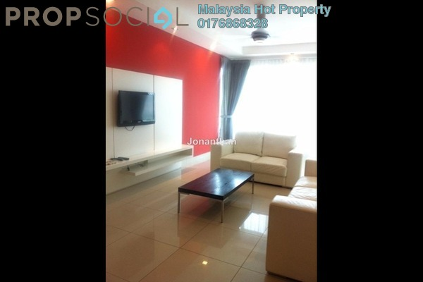 For Sale Condominium at Aston Kiara 3, Mont Kiara Freehold Fully Furnished 3R/3B 685k