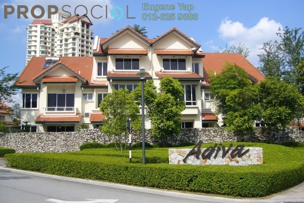 For Sale Terrace at Adiva, Desa ParkCity Freehold Semi Furnished 4R/3B 2.68m