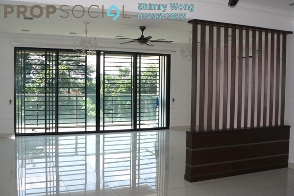 For Sale Condominium at Papillon Desahill, Taman Desa Freehold Semi Furnished 4R/4B 1.6百万
