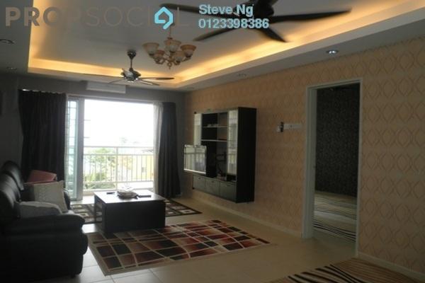 For Rent Condominium at Platinum Lake PV12, Setapak Leasehold Semi Furnished 3R/2B 2.1k