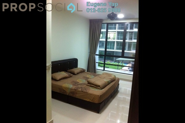 For Rent Condominium at The Z Residence, Bukit Jalil Freehold Fully Furnished 3R/2B 1.9k
