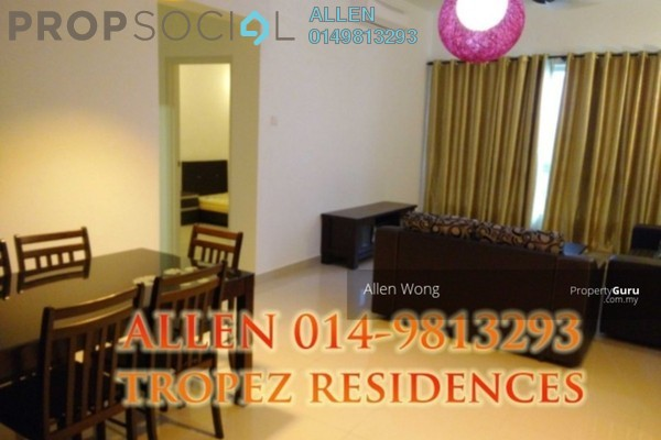 For Rent Serviced Residence at Tropez Residences, Danga Bay Freehold Fully Furnished 2R/2B 1.9k