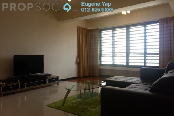 For Rent Condominium at i-Zen Kiara II, Mont Kiara Freehold Fully Furnished 4R/3B 5.8千
