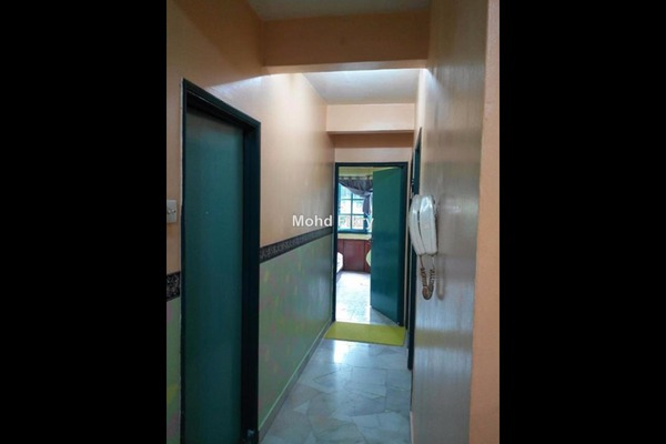 For Sale Apartment at Sunway Court, Bandar Sunway Leasehold Unfurnished 3R/2B 450k