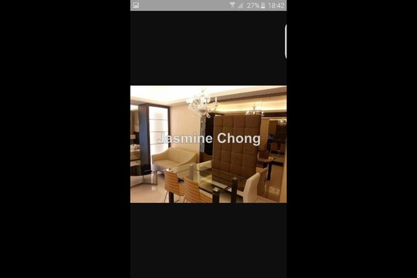 For Sale Condominium at Chelsea, Sri Hartamas Leasehold Unfurnished 1R/1B 565k