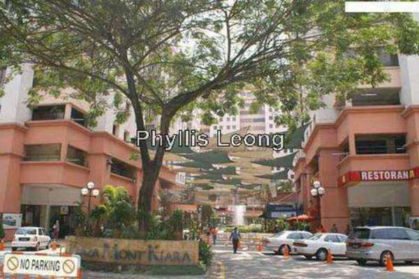 For Rent Office at Plaza Mont Kiara, Mont Kiara Leasehold Unfurnished 0R/0B 2.1k